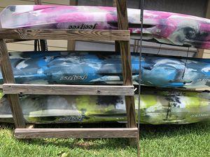 Feel Free Moken 10 Kayaks - three of them for Sale in Sugar Land, TX