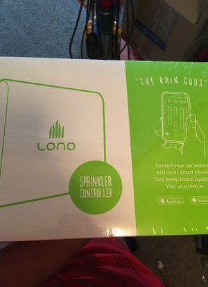 Lono Sprinkler Controller for Sale in Las Vegas, NV