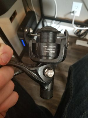 Outdoor Angler Fishing Reel for Sale in San Antonio, TX
