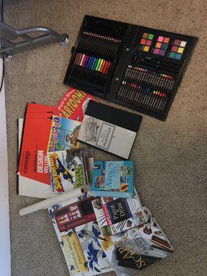 Art Books & Supplies for Sale in Concord, CA