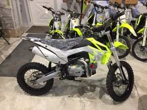 2020 Thumpstar TSX125C TSX-125C TSX 125 C 4 stroke dirt bike will trade for Sale in Westford, MA