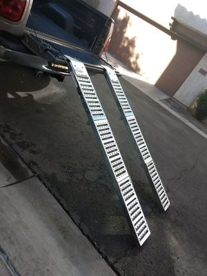 Hevy Duty ramps for quad for Sale in Phoenix, AZ