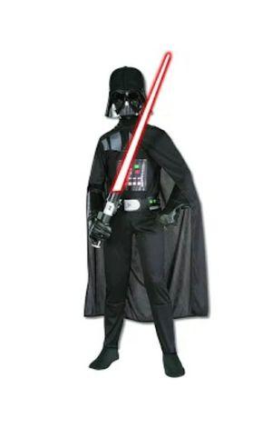 Child's Star Wars Darth Vader Halloween costume size medium inc mask for Sale for sale  La Mesa, CA