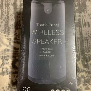 Zealot S8 Wireless 3D Stereo Speaker 4000mah Touch Control Bluetooth for Sale in Lawrenceville, GA