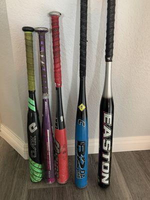Softball Bats for Sale in Riverside, CA
