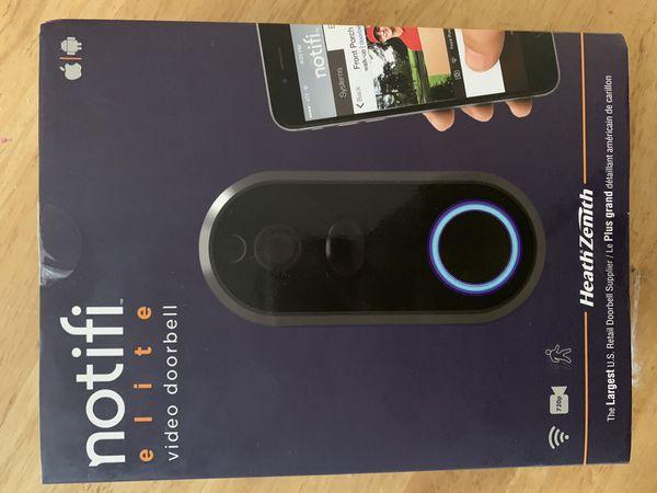 Door Bell Alarm with Video