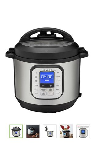 Instant Pot Duo Nova 7-in-1 Programmable Pressure Cooker for Sale in St. Louis, MO