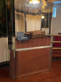 Vintage Mirrored Armoire for Sale in Brooklyn,  NY