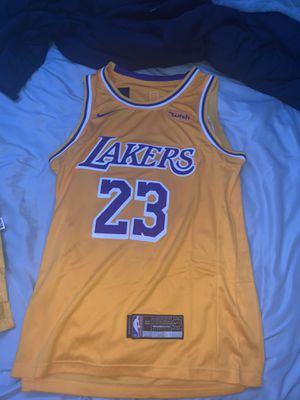 Lebron James Lakers Swingman Jersey for Sale in Ilion, NY