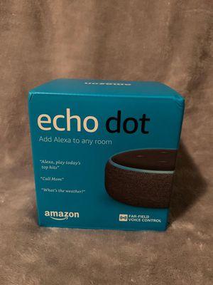 Echo dot (3ra gen) for Sale in Addison, TX