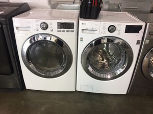 LG Washer and Electric Dryer for Sale in San Luis Obispo, CA