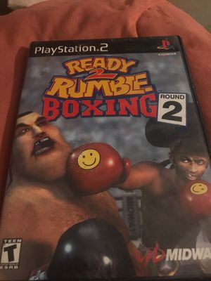 Ready 2 rumble boxing for Sale in Washington, DC