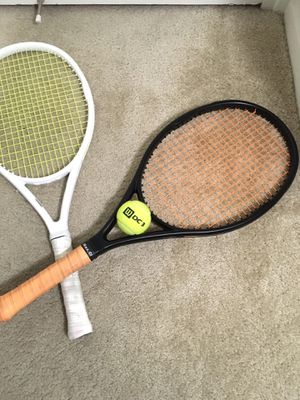 Tennis rackets, LBS for Sale in Los Angeles, CA
