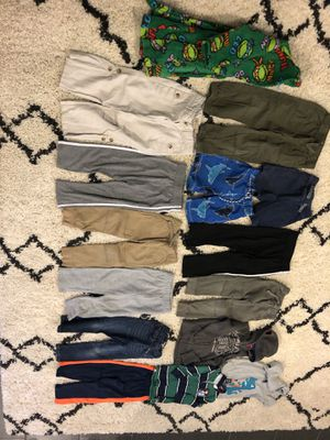 3T bundle lot 15piece boy play clothes playtime child toddler kid for Sale in West Covina, CA