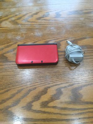 Nintendo 3DS XL with charger for Sale in Rancho Cucamonga, CA