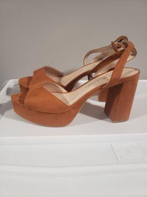 Womens suede heels for Sale in Dedham, MA