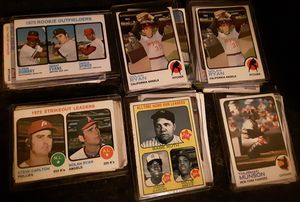 1973 Topps baseball cards for Sale in Wentzville, MO