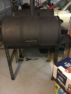 Custom BBQ Grill/Smoker for Sale in Columbus, OH