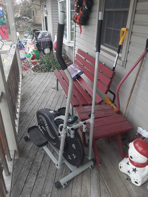 Confidence USA elliptical workout machine. for Sale in Livonia, MI