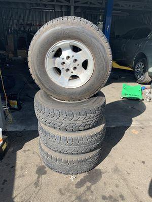 jeep wheels for Sale in Phoenix, AZ