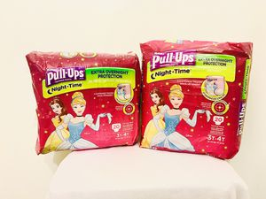 $14 Pull-ups Diapers for Sale in Pittsburgh, PA
