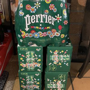 Limited Edition Murakami Perrier Water for Sale in Normandy Park, WA