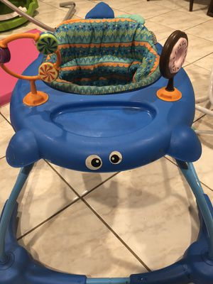 Baby walker with wheels for Sale in San Diego, CA