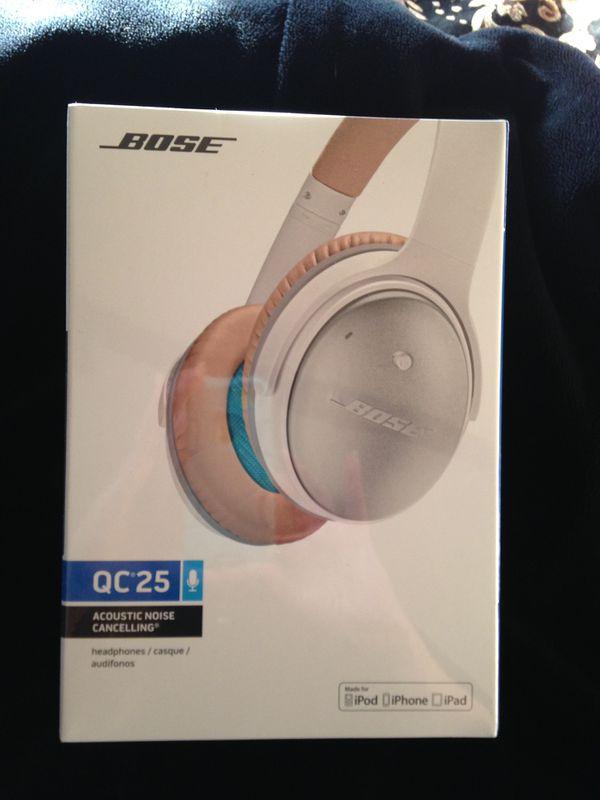 Bose qc25
