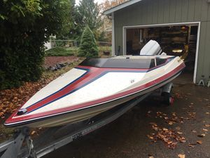 Bayliner cobra boat for Sale in Puyallup, WA