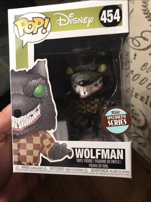 Wolfman Funko Pop for Sale in Los Angeles, CA
