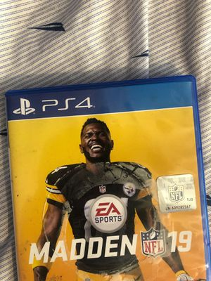 Madden NFL 19 for Sale in Lakewood, CA