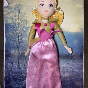 Disney 3FT Princess Sleeping Beauty My size Aurora Jumbo Plush Doll. for Sale in Long Beach, CA