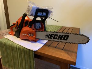"Echo 310 gas 14"" chainsaw. for Sale in Austin, TX"