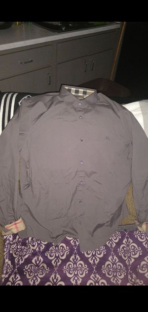 Burberry Button Down Size L for Sale in Las Vegas, NV