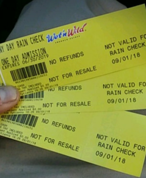 Wet and Wild Emerald Pointe Water Park tickets for Sale in Roanoke, VA