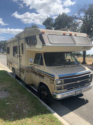 Rv 1984 Chevrolet tioga for Sale in Ontario, CA