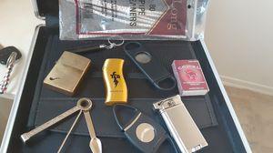Elvis Presley Brand lighter . Zippo lighter. A lighter /torch . Cigar cleaner , and more for Sale in Riverside, CA