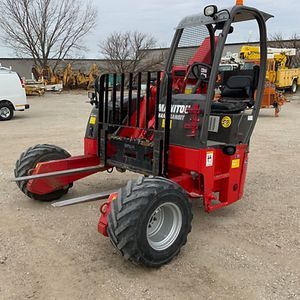 2018 MANITOU TMT55 PIGGYBACK FORKLIFT for Sale in Sumner, WA