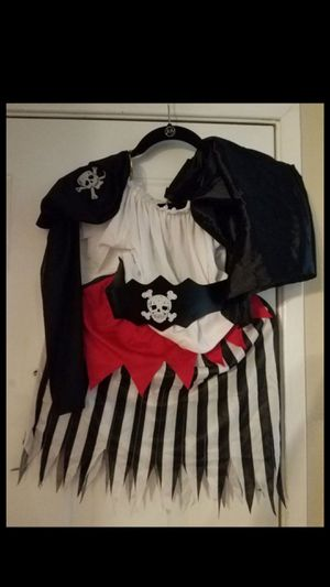 Halloween Smiffys Pirate Girl Size Medium 7-10 Years Costume for Sale in Buena Park, CA