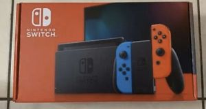Nintendo switch brand new sealed never open firm 250 pick up only doing the day for Sale in Carson, CA