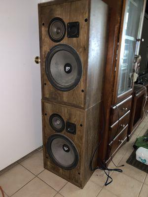 "Vintage Cerwin Vega 12"" cabinet speakers for Sale in Cape Coral, FL"