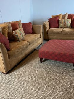 Couch And Loveseat Sofa Set *Free Delivery* for Sale in Cherry Hill,  NJ