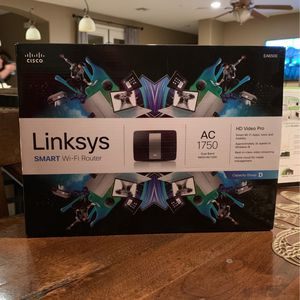 Linksys AC1750 SMART WI-Fi Router for Sale in Goodyear, AZ