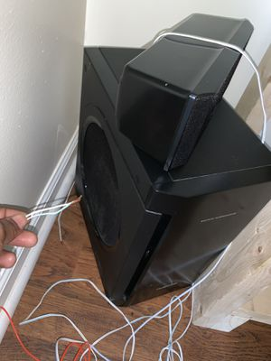 Kelton subwoofer Panasonic speaker for Sale in Conyers, GA
