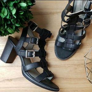 White Mountain Size 7.5 Gemmy Heeled Sandals for Sale in Redmond, WA