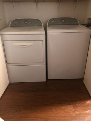 Whirlpool Washer and Dryer for Sale in Southaven, MS