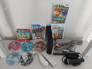 Nintendo Wii with Super Mario game for Sale in Corona, CA