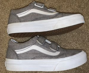 Kids shoes Vans size 2 for Sale in Anaheim, CA
