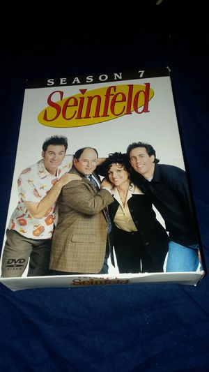 Seinfeld season 7 for Sale in Starkville, MS