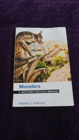 Monsters by Andrew J. Hoffman Obo for Sale in Santa Maria, CA
